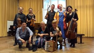 transalpin mit einem Quartett der Hamburger Symphoniker