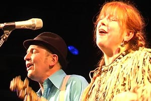 transalpin - Ingrid Hammer und Sigurd Bemme