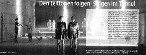 transalpin - Leittönen 2 Besprechung in der TAZ