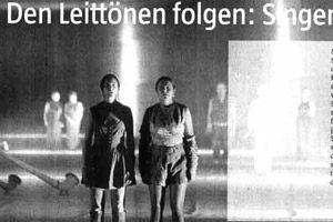 transalpin - Leittönen 2 Besprechung TAZ