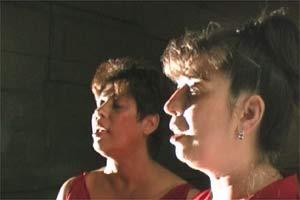 transalpin - Sestrie Bulgarie – Fani Kumm und Yuliyana Sabinova