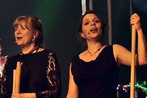Duo Yodelirya - Ingrid Hammer und Elena Gußmann