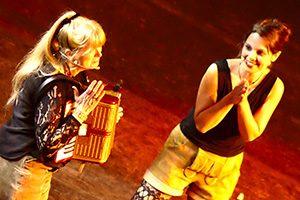 Ingrid Hammer und Elena Gußmann - Duo Yodelirya