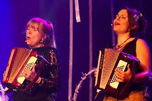 Yodelirya - Jodeldua Ingrid Hammer und Elena Gußmann