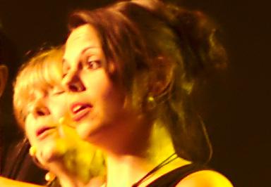 Yodelirya: Ingrid Hammer und Elena Gußmann