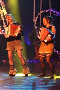 YODELIRYA - Ingrid Hammer und Elena Gußmann